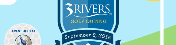 Supporting the 4th Annual 3Rivers Golf Outing