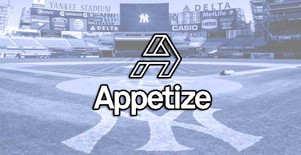 Appetize Brings Advanced Technology to Pro Baseball